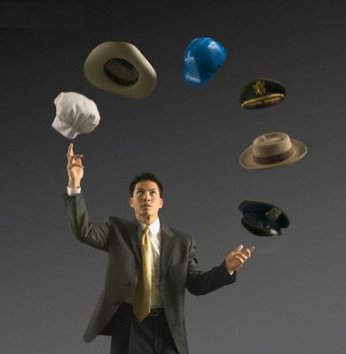 Juggling-Hats